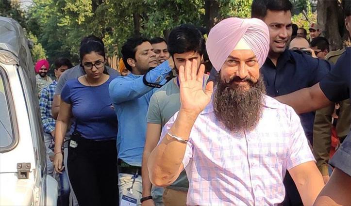 """लद्दाख में शूट होगा आमिर खान की फिल्म """"लाल सिंह चड्डा"""" का वॉर सीन"""