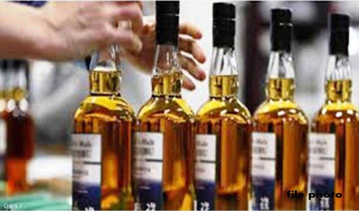 हम नहीं सुधरेंगेः कोरोना कर्फ्यू में ठेके बंद, अवैध शराब की सप्लाई चालू
