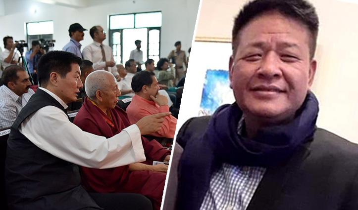 तिब्बती प्रधानमंत्री की शपथ से पहले पेंच- सांग्ये बोले,कार्यकाल के बाद भी रहेंगे सत्ता में