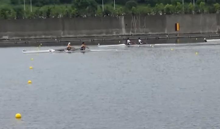 टोक्यो ओलंपिकः अर्जुन जाट व अरविंद सिंह ने नौकायन की पुरुष युगल स्पर्धा को किया क्वालीफाई