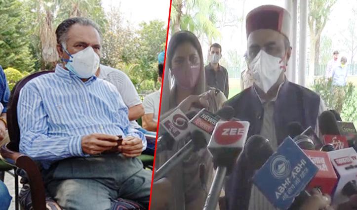 बाली रचते हैं स्वांग-नहीं बनेंगे CM, देखें Video स्वास्थ्य मंत्री डॉ सहजल की धुलाई