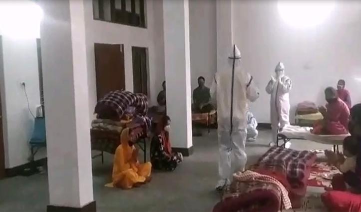 कोरोना संक्रमितों के लिए है ये गीत-संगीत-हिमाचल की ये Video स्टोरी कर रही दिल खुश