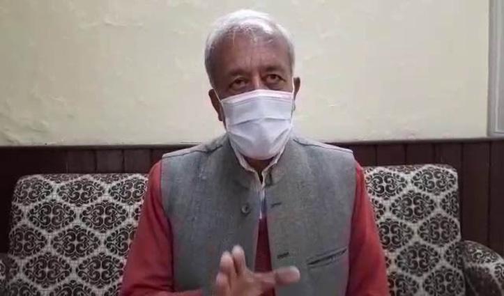 सिंघा बोले-धारा 144 लागू करना कैबिनेट का अधिकार नहीं, अनपढ़ों जैसे ना लें फैसले