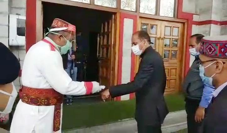 Live Report: कोरोना कर्फ्यू को आगे बढ़ाने वाली Himachal Cabinet की बैठक शुरू,ये हो सकते हैं निर्णय