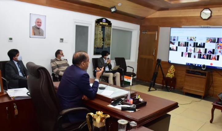 Jai Ram ने धार्मिक संस्थाओं से मानवता की सेवा के लिए आगे आने का किया आग्रह