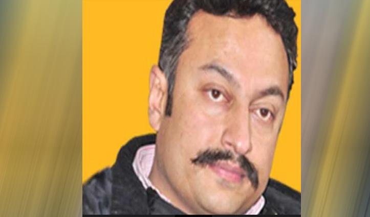 कांग्रेसी नेता की सलाह- स्वास्थ्य विभाग की कमान अपने हाथों में लें Jai Ram Thakur