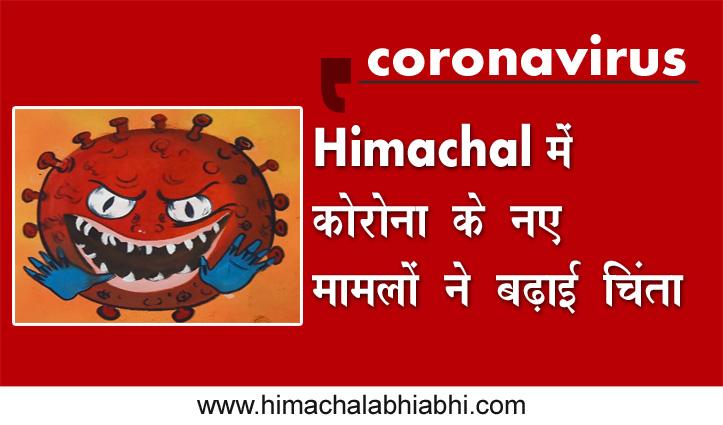 संक्रमण से ठीक होने वालों की देश में दर बढ़ी- Himachal में कोरोना के नए मामलों ने बढ़ाई चिंता