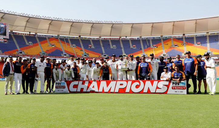 विश्च टेस्ट चैंपियनशिप फाइनल के लिए टीम इंडिया का ऐलान, ये खिलाड़ी है शामिल