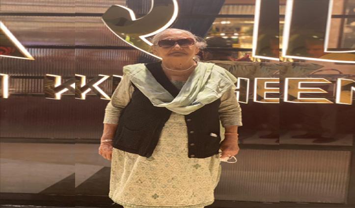 Himachal निर्माता डॉ. वाईएस परमार की पुत्रवधू उमा परमार का निधन