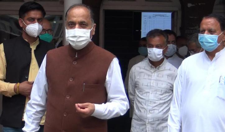 लंबे अरसे के बाद देरी से CM के सरकारी कार्यक्रम में पहुंचे अनिल शर्मा