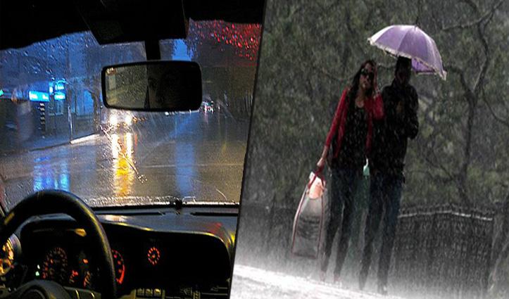 बारिश अलर्ट : रात को गाड़ी लेकर ना निकलें कुल्लू वासी, अटल टनल का भी ना करें रुख