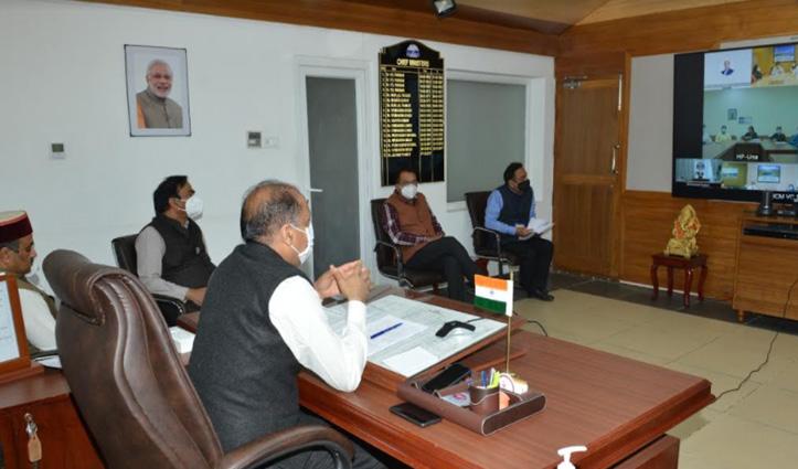 आशा वर्कर्स की मांगों को लेकर क्या बोले CM Jai Ram Thakur- जानिए