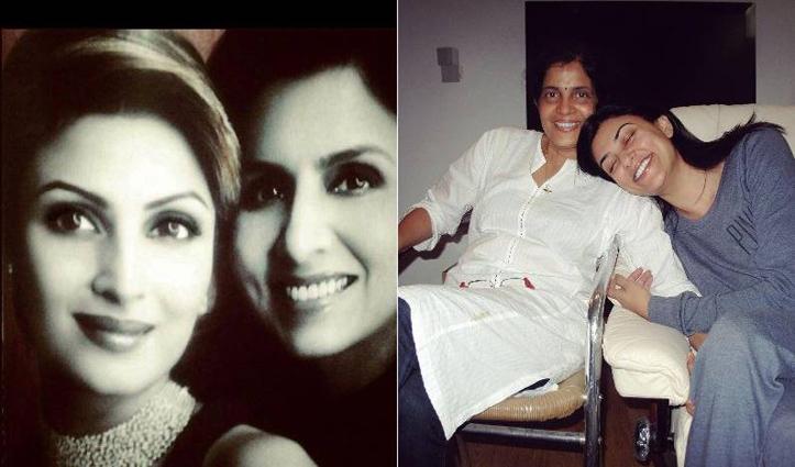 Mother's Day पर बॉलीवुड सेलिब्रिटीज ने शेयर की मां के साथ कुछ खास तस्वीरें