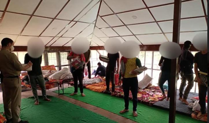 Palampur: मनाही के बावजूद चल रहा था कोचिंग सेंटर, पांच हजार जुर्माना