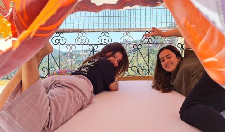 रुबीना दिलैक कोरोना पॉजिटिव, हिमाचल में बहन के साथ कुछ ऐसे बिता रहीं क्वारंटाइन टाइम