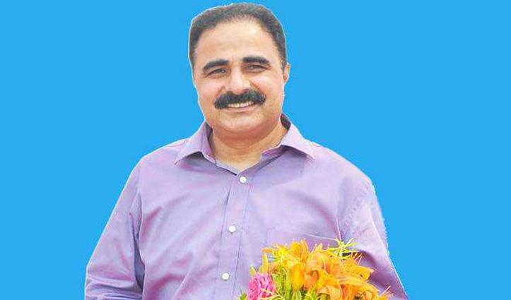 Dr. Rajesh Sharma extends Sri Guru Tegh Bahadur Ji's 400th Prakash Parv greetings