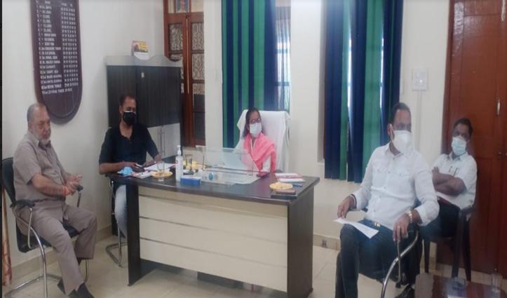 Nahan नगर परिषद ने दी शहरवासियों को राहत, कर्मचारियों का भी रखा ख्याल