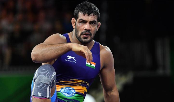 ओलंपिक मेडल विजेता सुशील कुमार के खिलाफ दिल्ली पुलिस का लुकआउट नोटिस