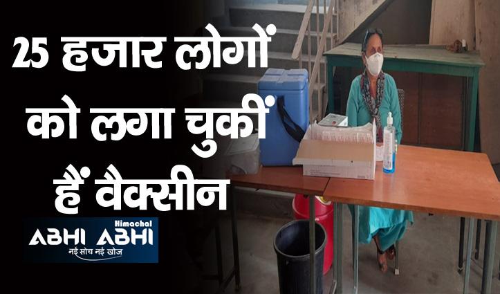 Kangra: डेढ़ साल से बिना अवकाश ड्यूटी पर डटी यह महिला स्वास्थ्य कार्यकर्ता