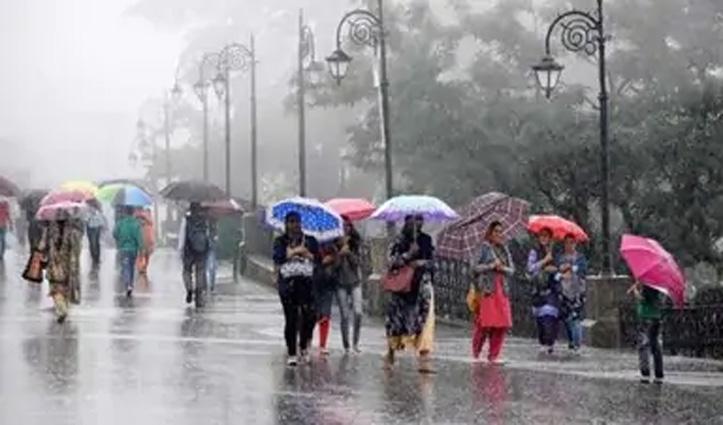 HP Weather: अभी बिगड़े रहेंगे मौसम के मिजाज, ऑरेंज व येलो अलर्ट जारी