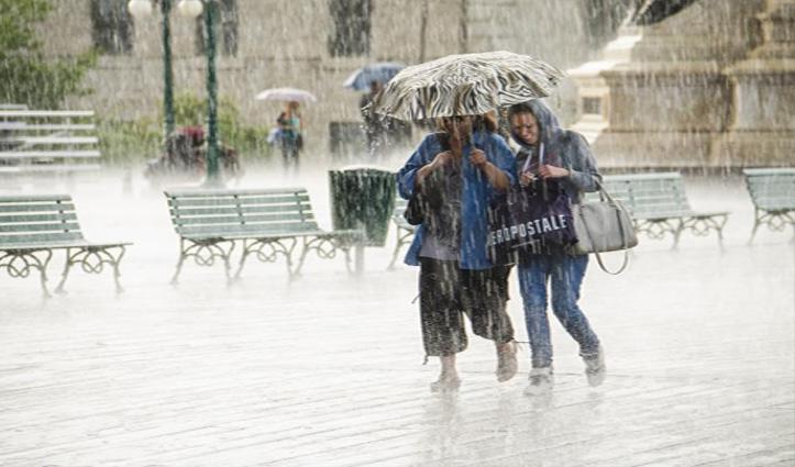 हिमाचल मौसम: प्रदेश में 6 से होगी झमाझम बारिश, इन जिलों के लिए चेतावनी जारी
