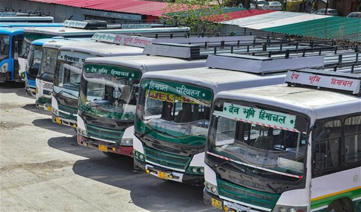 HP Cabinet: Inter- state Buses including volvos would be started with 50 percent capacity