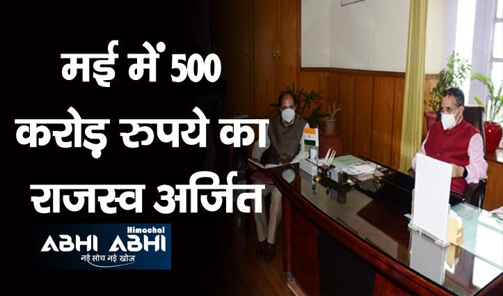 जयराम ठाकुर का खुलासा, Himachal में 61 फीसदी बढ़ा आबकारी राजस्व