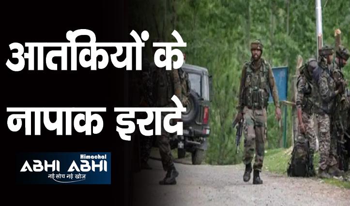 सोपोर में आतंकी हमला, दो पुलिस कर्मी शहीद, दो नागरिकों की गई जान