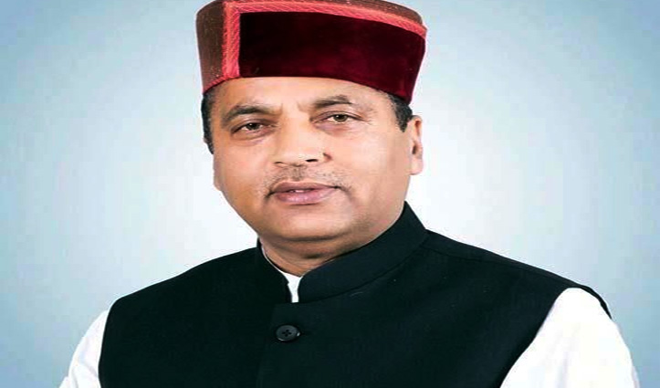HPCL agrees to set up ethanol plant in Una district: Jai Ram Thakur