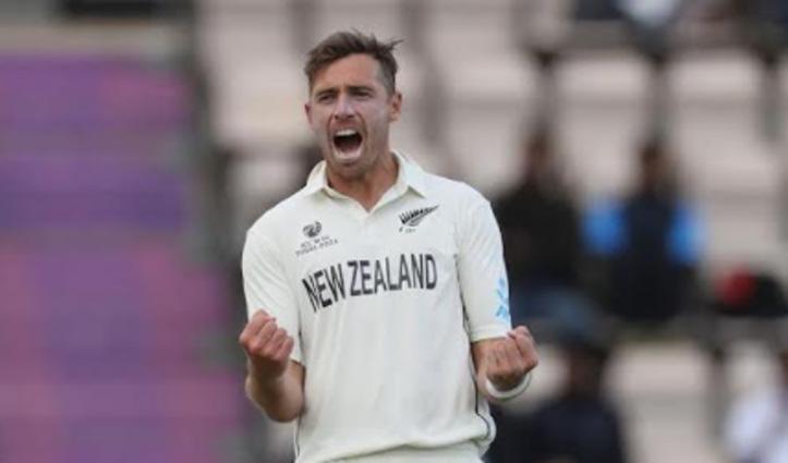 WTC फाइनल की जर्सी नीलाम करेंगे न्यूजीलैंड के तेज गेंदबाज टिम साउदी, ये है खास कारण