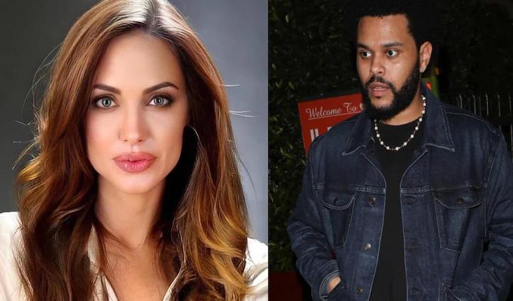आमिर ने तोड़ा 15 साल पुराना रिश्ता तो एंजेलिना 15 साल छोटे सिंगर वीकेंड को कर रहीं डेट?