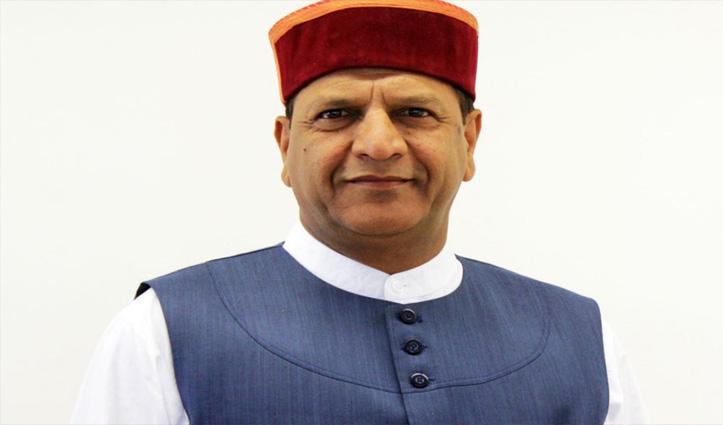 अर्की उपचुनाव के लिए डॉ. राजीव बिंदल को बीजेपी ने बनाया प्रभारी