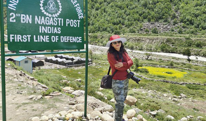 किन्नौर हादसाः मौत से आधा घंटा पहले डॉ दीपा ने ये फोटो की थी ट्वीट, पहली बार हिमालय देखने निकली थीं