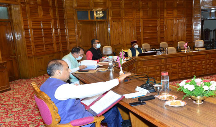 HP Cabinet decided to promote first year and second year students to next higher class