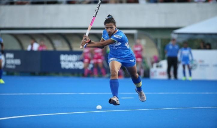 टोक्यो ओलंपिकः महिला हॉकी में  वंदना की हैट्रिक, भारत ने दक्षिण अफ्रीका को 4-3 से हराया