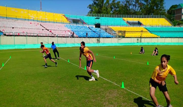 महिला क्रिकेट खिलाड़ियों के चयन के लिए ट्रायल 18 को धर्मशाला में