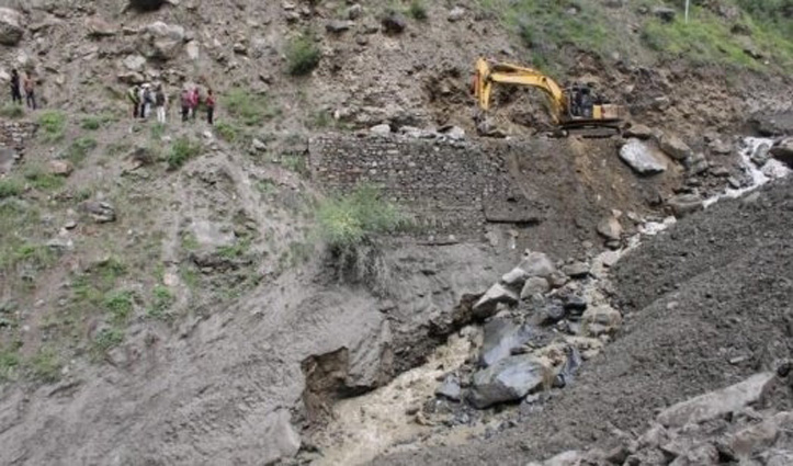 हिमाचल भूस्खलन-बाढ़ : बचाव अभियान में बीआरओ के 2 अधिकारियों ने गंवाई जान