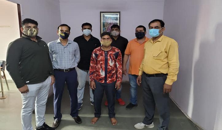 हिमाचल से 80 लाख की चरस लेकर दिल्ली पहुंचा मंडी निवासी, दिल्ली पुलिस ने धरा