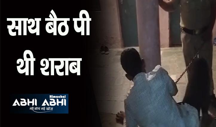 कांगड़ा में नशे में बड़े भाई ने बेरहमी से कर दी छोटे भाई की हत्या, मामला दर्ज