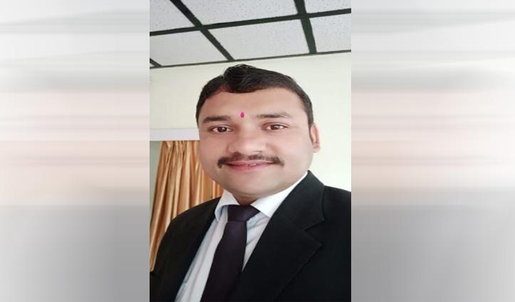 पच्छाद के शशिकांत शर्मा ने उतीर्ण की सिविल जज परीक्षा