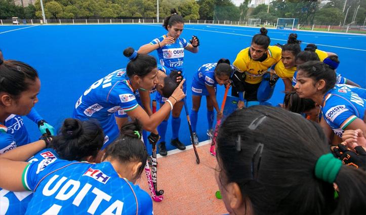 टोक्यो ओलंपिकः  महिला हॉकी में भारत को मिली पहली जीत, आयरलैंड को 1-0 से हराया
