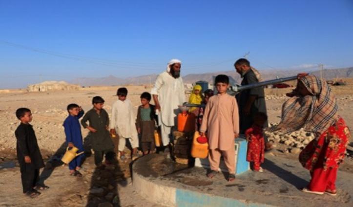 यूनिसेफ की दुनिया से अपील- अफगानिस्तान के बच्चों को अकेला न छोड़ें
