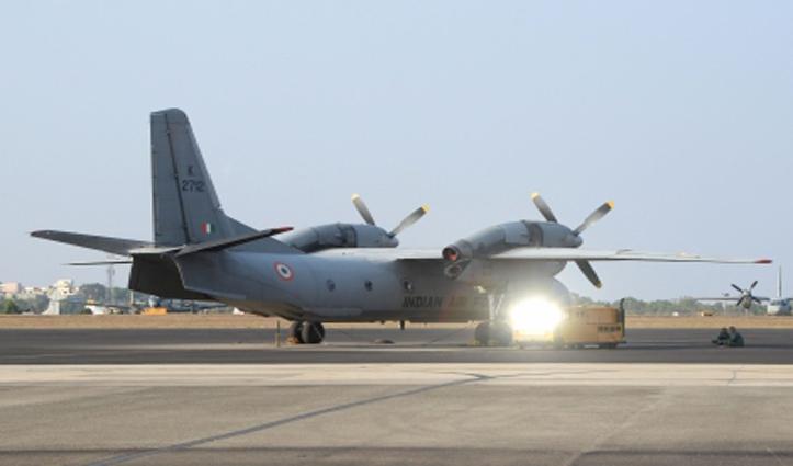 भारतीय वायु सेना का विमान काबुल से 168 यात्रियों को लेकर हिंडन हवाईअड्डा पहुंचा