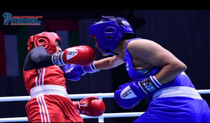 हिमाचल की बेटी ने एशियन यूथ वीमेन बॉक्सिंग चैंपियनशिप में जीता गोल्ड मेडल