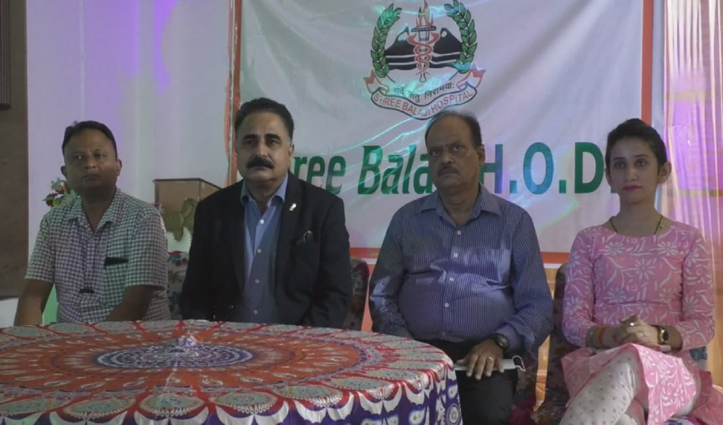 श्री बालाजी सुपर स्पेशलिटी अस्पताल जल्द शुरू करेगा हमीरपुर में डायग्नोस्टिक सेंटर