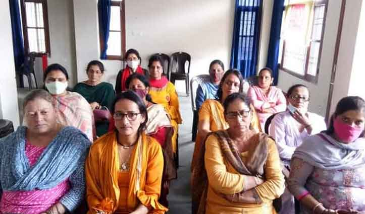 हिमाचल: 24 सितंबर को आंगनबाड़ी केंद्रों में लटकेगा ताला, सेविका जाएंगी हड़ताल पर