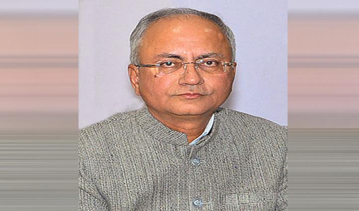 मुख्य सचिव अनिल खाची बने राज्य चुनाव आयुक्त, नोटिफिकेशन जारी