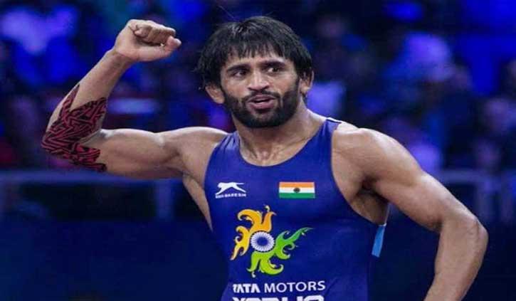 टोक्यो ओलंपिकः कुश्ती में बजरंग ने 65 किग्रा फ्रीस्टाइल में जीता कांस्य