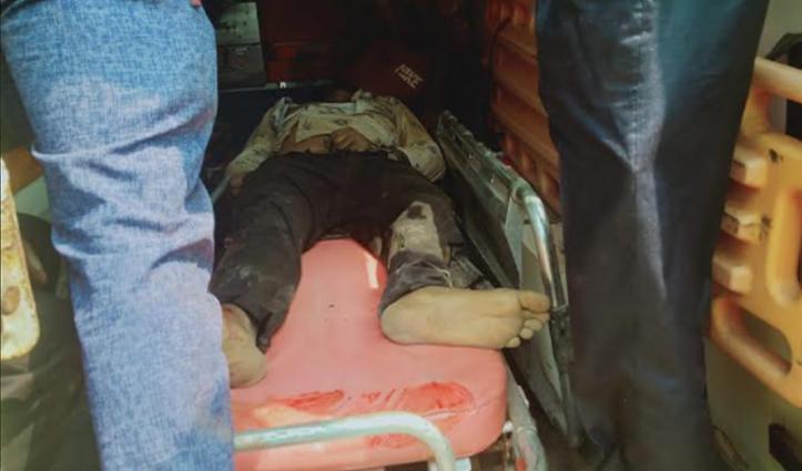 ब्रेकिंगः  हिमाचल में निर्माणाधीन पुल की शटरिंग गिरी, दो मजदूरों की दर्दनाक मौत