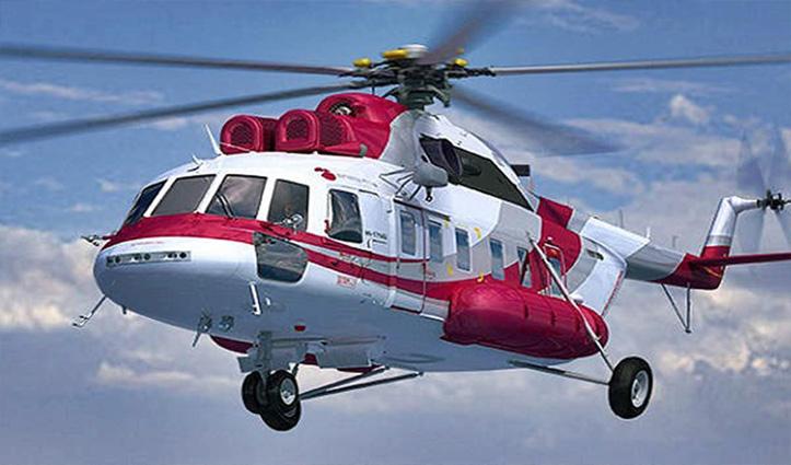हिमाचल सीएम के हेलीकॉप्टर की हुई आपात लैंडिंग, बिलासपुर डीसी की गाड़ी से शिमला रवाना